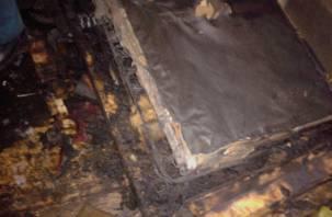 Смоленские пожарные выезжали на тушение постельных принадлежностей