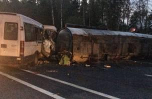 Прокуратура проведет проверку по факту смертельного ДТП с участием смоленского микроавтобуса