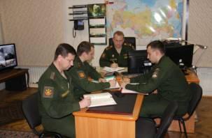 Смоленским военнослужащим запретили работать по выходным