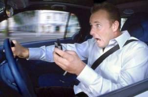 За опасное вождение автомобилистов ждёт штраф в 5 тысяч рублей
