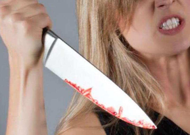 Раненый смолянин едва сбежал от разъяренной подруги с ножом