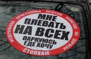 Движение «СтопХам» ликвидировано по решению суда