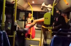 В России вырос штраф за хулиганство в общественном транспорте в 50 раз