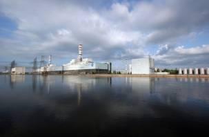 На смоленской АЭС остановили работу энергоблока