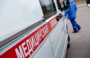 Водитель «шестерки» сбил смоленского подростка на пешеходном переходе