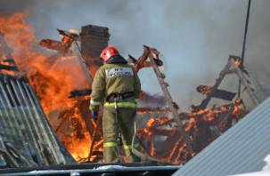 Более 60 погибших смолян. Стала известна скорбная пожарная статистика
