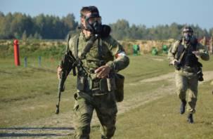Смоленские спецназовцы победили в масштабных Всероссийских соревнованиях Росгвардии