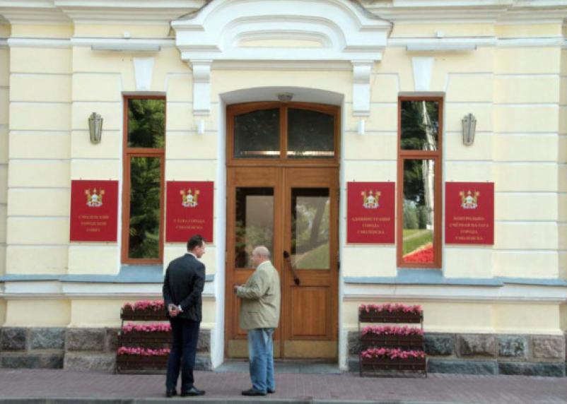 В Смоленском горсовете уменьшилось количество депутатов