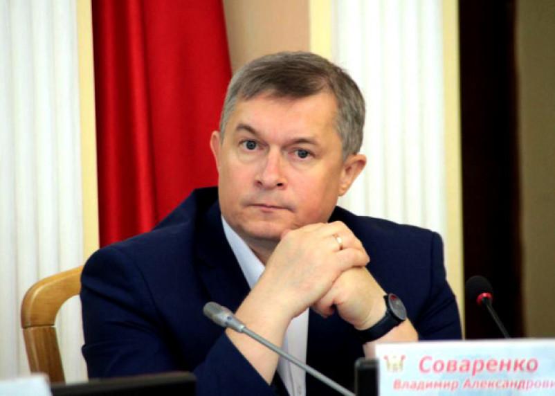 Взлёты и падения медиарейтинга Владимира Соваренко