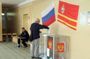 В Смоленской области проходит Единый день голосования