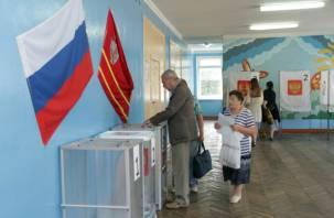 Сколько смолян проголосовали на 15:00. Выборы депутатов Смоленской областной думы в лицах