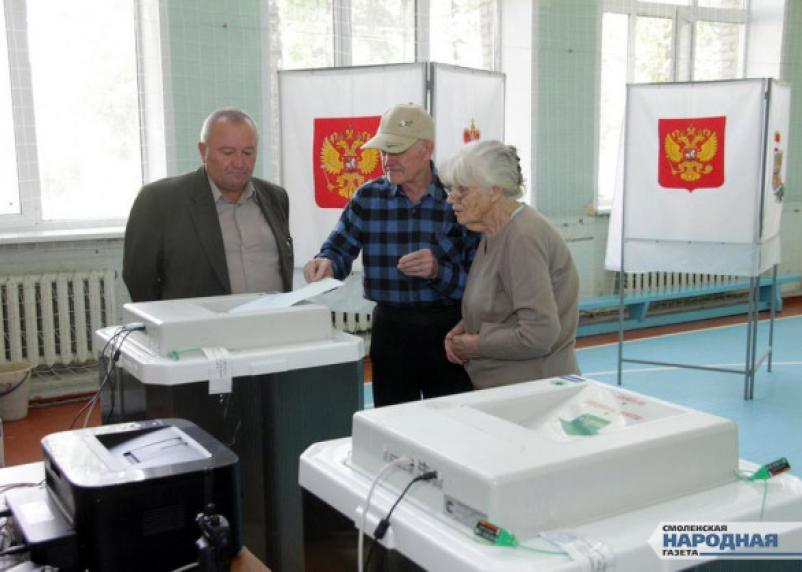 Сенсация выборов: Смоленская область возвращается в «красный пояс»