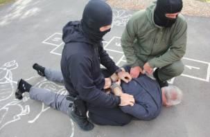 Задержана смоленская преступная группа, изготавливающая оружие для криминалитета