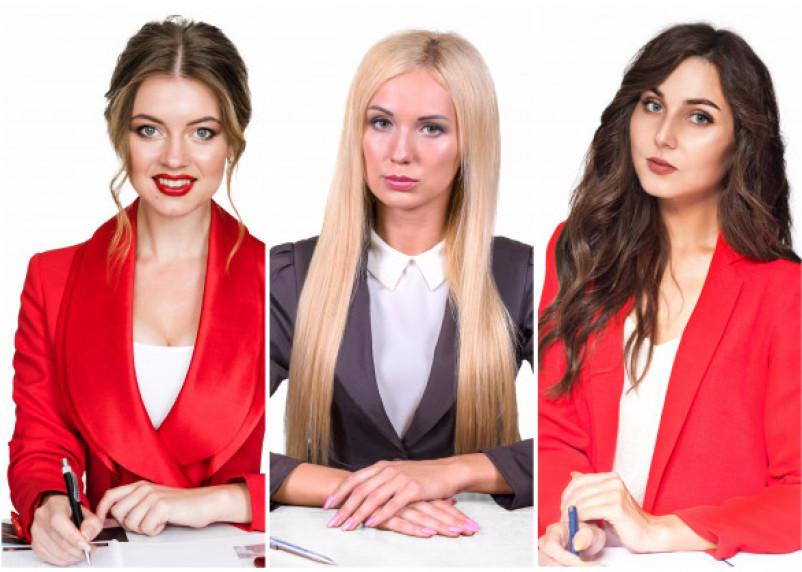 Три смоленских красавицы борются за титул «Мисс Офис»
