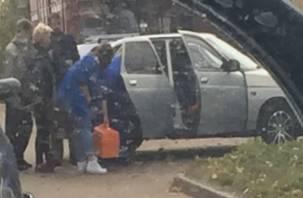В Смоленской области пешеход кинулся под колеса автомобиля