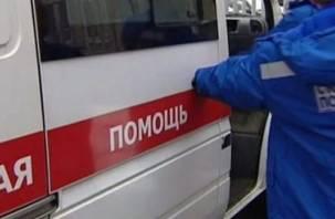В Смоленске женщина попала под колеса легковушки