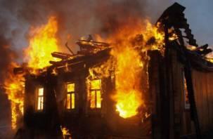 Поджигателю дома в Велижском районе грозит 5 лет тюрьмы
