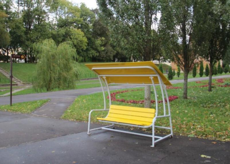 В Смоленске появятся ещё одни городские качели