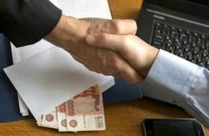 Прокуратура озвучила, в каких сферах процветает коррупция на Смоленщине
