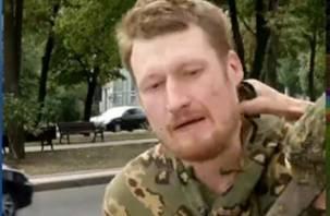 Во время прямого эфира из Донецка неизвестный напал на военкора из Смоленска