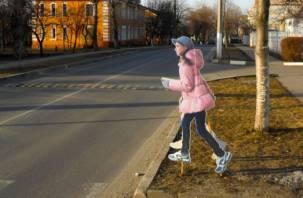 Вдоль смоленских дорог могут появиться макеты с детьми