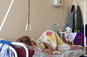 Заболеваемость гриппом на Смоленщине увеличилась в 10 раз, гонококковой инфекцией – на 66,7%