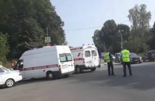 В Смоленске устанавливают свидетелей страшной аварии на Волоке