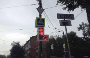 В Смоленске и Вязьме появятся «говорящие» светофоры