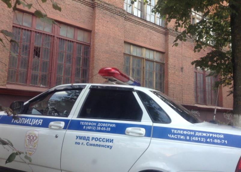 В Починке молодой человек избил сотрудника ГИБДД и сорвал погон с его одежды