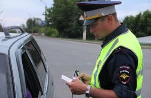 Сколько пьяных водителей гоняли по смоленским дорогам в выходные