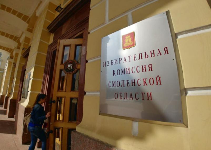 Кандидаты в депутаты Госдумы от Смоленской области подали документы в избирком