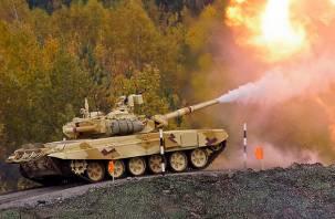 В Смоленской области слышен грохот танков