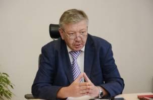Экс-начальнику департамента образования Смоленской области «светит» реальный срок