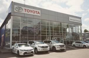 Toyota признала более миллиона своих автомобилей потенциально опасными