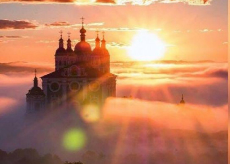 Нет, не Москва. Назван «город на семи холмах»