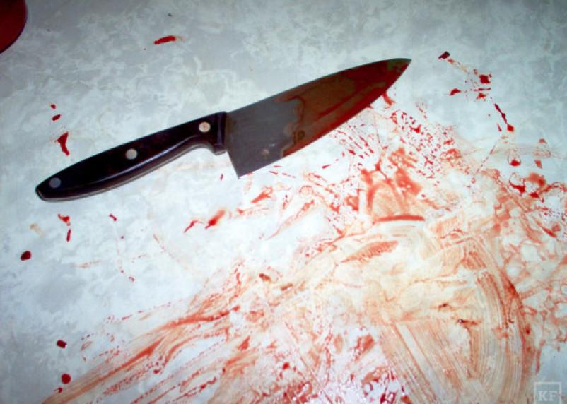 За удар разделочной доской по голове вязьмичка зарезала мужа