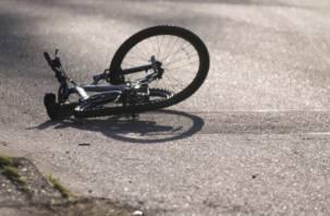 «С места ДТП скрылся». В Смоленской области водитель сбил девочку на велосипеде