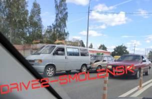 «ВАЗ» проверил на прочность фургон в Смоленске. Оказался «не по зубам»