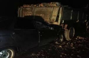 В Смоленске ищут свидетелей аварии с пострадавшим водителем