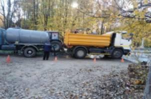 Авария ликвидирована. Жителям Вязьмы вернули холодную и горячую воду