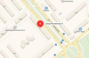 В Смоленске водителям будет сложнее проехать по улице Рыленкова