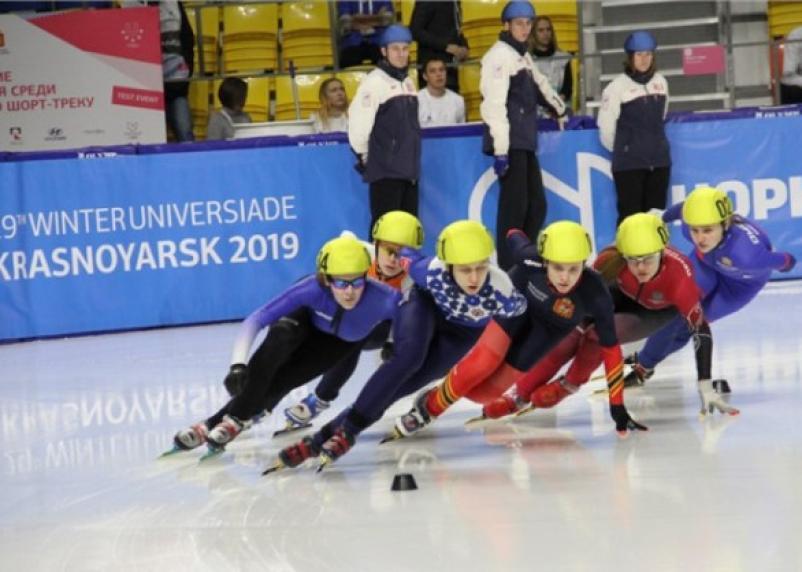 Смоленские спортсмены отлично выступили на Всероссийских соревнованиях по шорт-треку