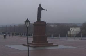 Известный скульптор награжден почетным знаком «За заслуги перед городом Смоленском»