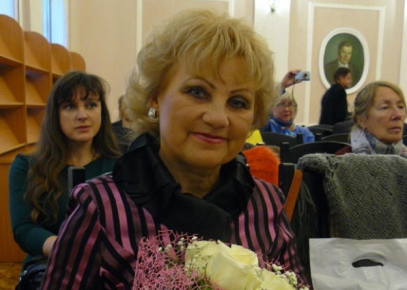 В Смоленске чествовали композитора Симонову
