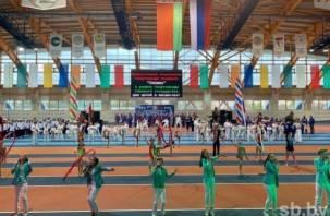 Смоленские школьники приняли участие в спартакиаде Союзного государства