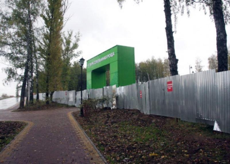 Чеки на бочку: застройщик парка в Соловьиной роще скрывает объем инвестиций?