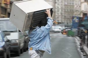 Куда ушёл холодильник. В Ярцеве пенсионер лишился бытовой техники
