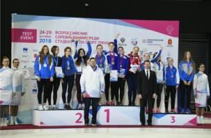 Смоляне – среди победителей Всероссийских соревнованиях по шорт-треку
