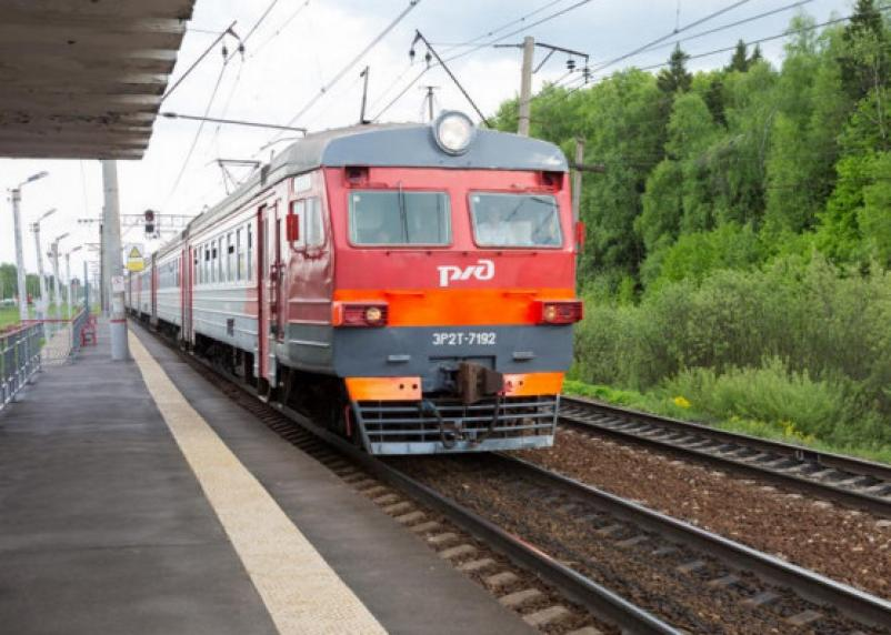 Ремонт изменит расписание пригородных поездов между Смоленском и Рудней