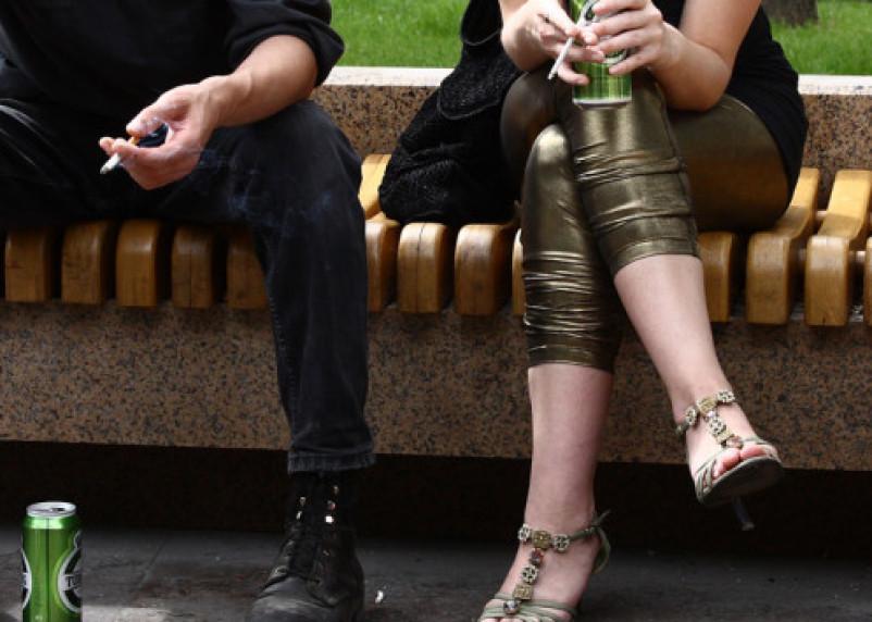 Употребление алкоголя не влияет на депрессию